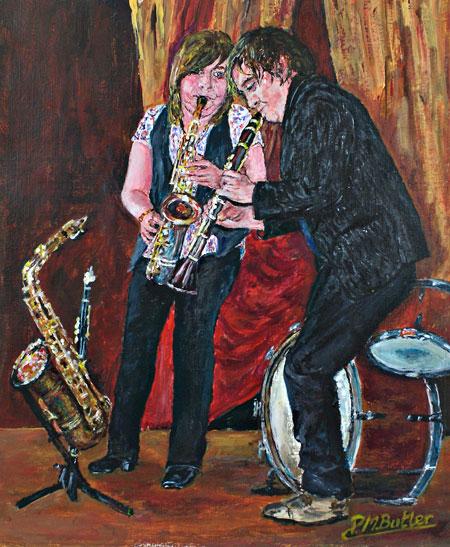 Rising Jazz Stars