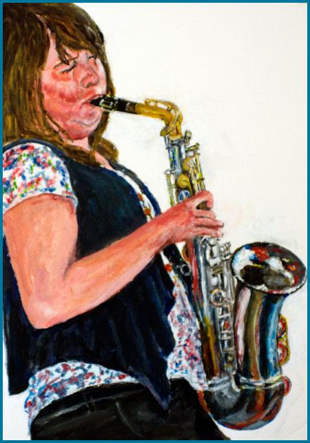 Amy Roberts (Jazz&Jazz Portrait)