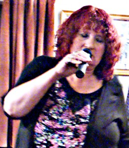 Jane Birch on vocals