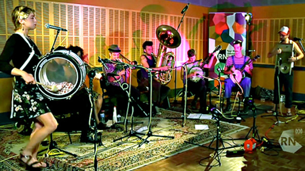 Tuba Skinny -their sound evokes the rich musical heritage of New Orleans