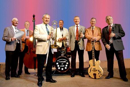 Richard Leach's 7 Stars of Jazz