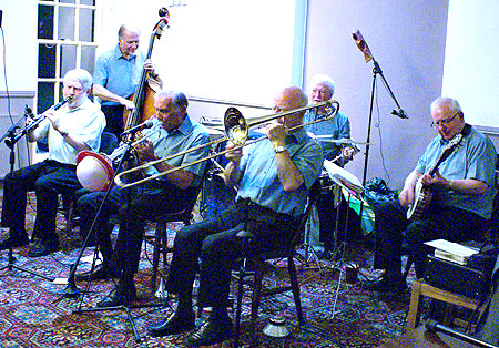 Colin Kingwell's Jazz Bandits