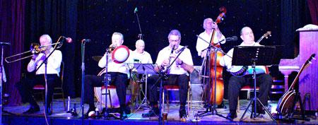 The Golden Eagle Jazz Band