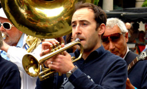 … or jazz trumpeter