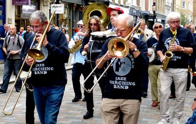 Not quite 76 trombones …