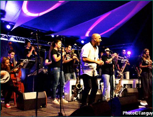 Joan Chamorro and the Sant Andreu Jazz Band