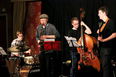 The Julian Siegel Quartet