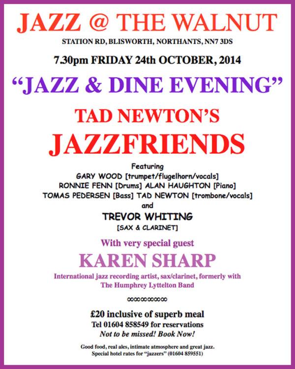 Karen Dinner jazz