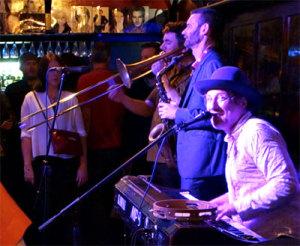Dom & The Ikos their recent Phoenix Artists Club Album Launch