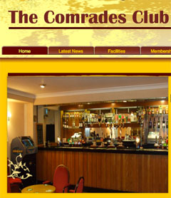 Wantage-Comrades-Club