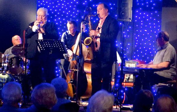 Quintet with Nick Weldon Piano