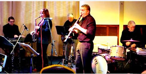 Amy Roberts / Richard Exall Quintet
