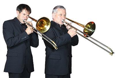 Kevin Grenfell & Richard Leach