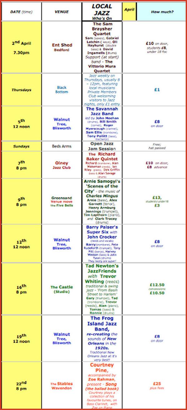 April-Schedule-WR