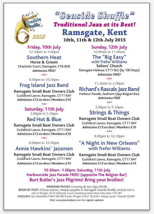 Festival Programme W