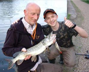 A fine fisherman too!