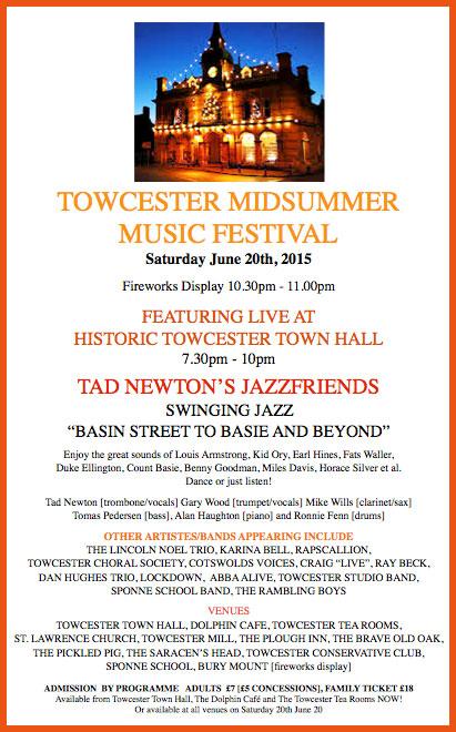 Towcester Poster