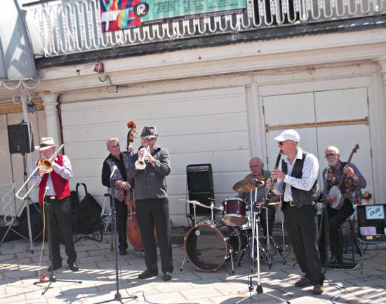 Burt Butler's Jazz Pilgrims