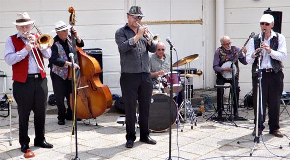 Burt Butler's Jazz Pilgrims: