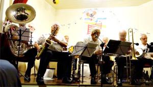 Frog Island Jazz Band