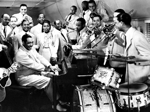 Duke-Ellington-Band