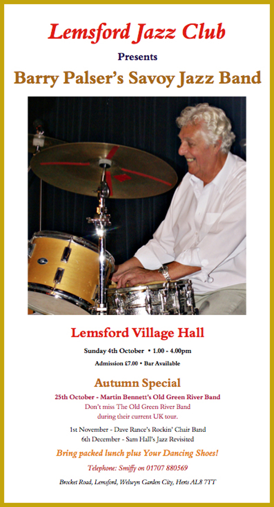 Lemsford October