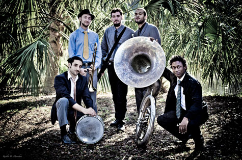 The New Orleans Swamp Donkeys