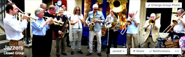 Jazz&Jazz's Closed Facebook Group
