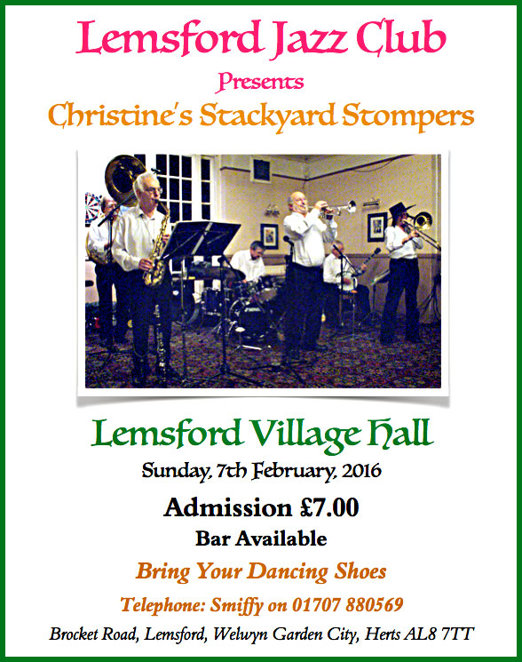 Lemsford-Stackyards