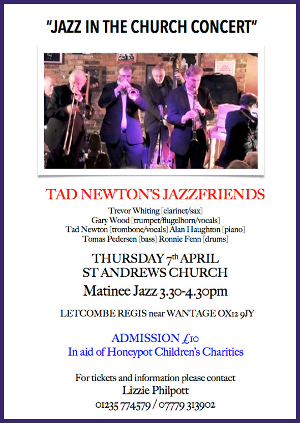 Jazz-in-Letcombe-Church