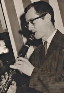A Young John Evans
