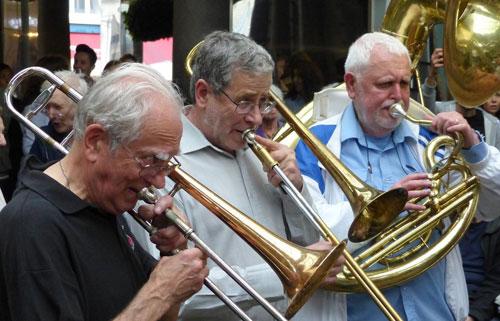 Trombones-Sousa