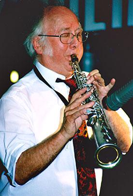 Andy Leggett Soprano Sax