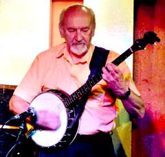 Phil Durell Banjo