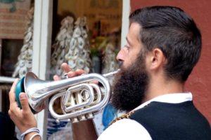Bearded Trumpet