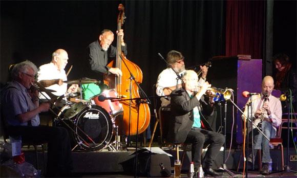 Doc Houland at Hemsby, 2015