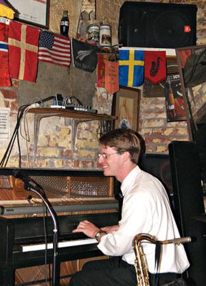 Fristzells-Pianist