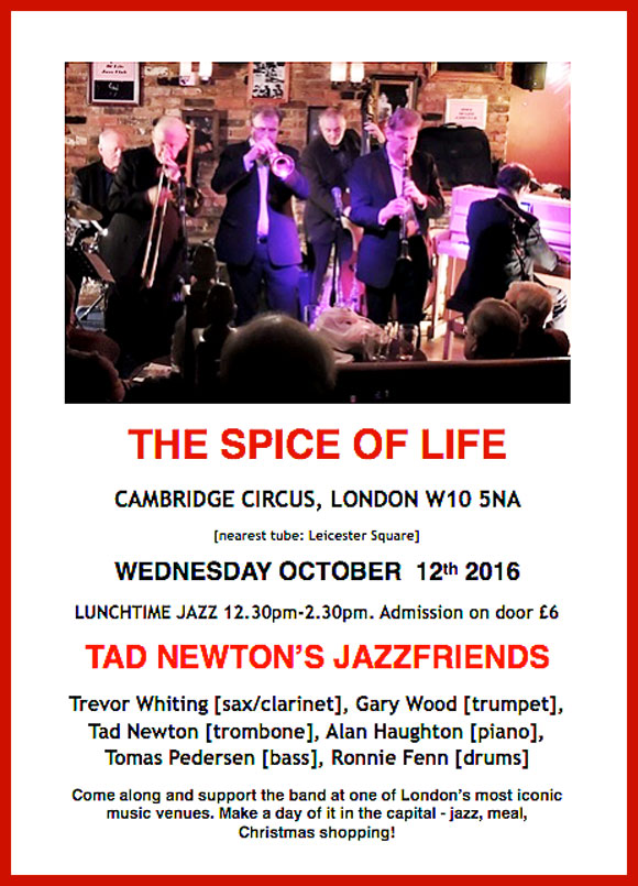 Jazzfriends-Spice-Gig