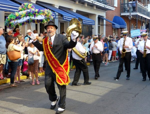… beginning with the very essential Marching Band