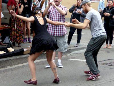 Street Dancing 1