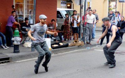 Street Dancing 2