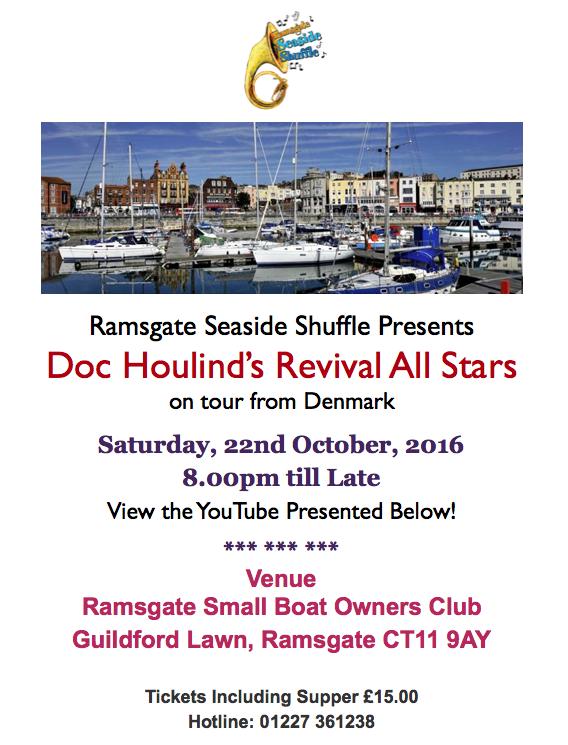 Ramsgate Seaside Shuffle Doc Houlind